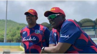 West Indies Return to Full Training For Tests Against South Africa