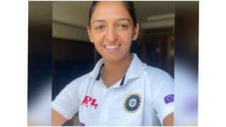 'Loving this already': Harmanpreet on Donning India Test Jersey