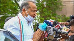 कोरोना: राजस्थान के CM गहलोत का PM मोदी से हाथ जोड़कर निवेदन, बोले- भयावह हैं हालात