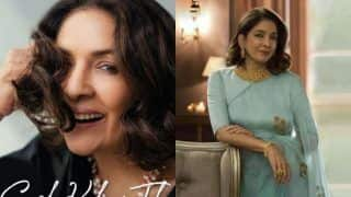 Neena Gupta Shares Excitement After Receiving First Sample of Her Autobiography, Says 'I am Thrilled' | Watch