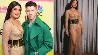 Priyanka Chopra - Nick Jonas' Luxurious Outfits at 2021 Billboard Music Awards Will Take Your Breath Away