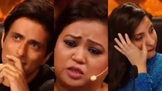 Bharti Singh Breaks Down in Tears As She Opens Up About Her Mother's Covid-19 Diagnosis | Watch
