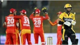 Pakistan Super League Resumption Likely to be Delayed