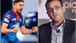 IPL 2021: Virender Sehwag Picks 'Under The Radar' Player of The Tournament