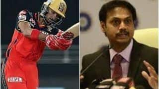 He is Definitely The One to Look Out For - MSK Prasad on Padikkal