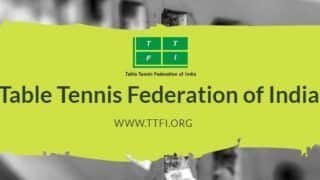 Table Tennis Federation of India Announces Financial Assistance For COVID-Hit Players And Coaches