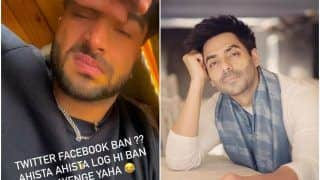 Facebook Ban in India: Aly Goni, Aparshakti Khurrana React to Buzz About Social Sites Getting Banned