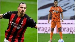 Juventus vs AC Milan Live Streaming Serie A in India - When And Where to Watch JUVE vs ACM Live Stream Football Match Online And on TV