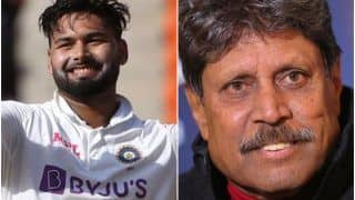 England Will be Challenging, he Must Not Try to Hit Every Ball - Kapil Dev Advice For Rishabh Pant