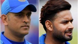 I See a Lot of Signs of MS Dhoni's Captaincy in Rishabh Pant - Saba Karim