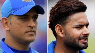 Saba Karim Compares Rishabh Pant With MS Dhoni