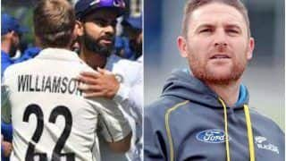WTC Final: Brendon McCullum Feared World Title Would Elude New Zealand Again