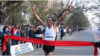 Indian Olympic-Bound Race-Walkers Test Positive For Covid