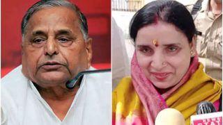UP Gram Panchayat Chunav Result: परिवार छोड़ BJP में जाने वालीं मुलायम की भतीजी हारीं, सपा ने ही हराया