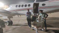 MP Govt का प्लेन रेमडेसिविर की खेप ले जाते वक्त ग्वालियर एयरपोर्ट में दुर्घटनाग्रस्त, पायलट- को-पायलट जख्मी