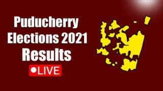 Puducherry Vidhan Sabha Chunav Results Live: पुडुचेरी में Congress 4 सीटों पर , BJP 8 सीटों पर आगे, देखें पल-पल के नतीजे Live