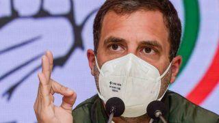 'जुलाई आ गया लेकिन राहुल गांधी को सदबुद्धि कब आएगी' वैक्सीनेशन पर कांग्रेस नेता के सवाल पर भाजपा का पलटवार