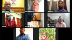 साहित्य अकादमी ने किया 'मीडिया और साहित्य' पर ऑनलाइन परिसंवाद