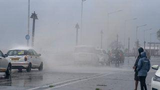 Heavy Rain in Mumbai as Cyclone Tauktae Passes Western Coast | Photos