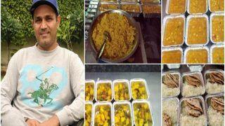Virender Sehwag ने 51 हजार लोगों तक पहुंचाया खाना, लिखा- आपको भी चाहिए तो डिटेल्स भेजिए