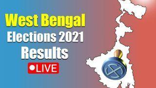 West Bengal Vidhan Sabha Chunav Results live: बंगाल में TMC की 'हैट्रिक', जानें किस सीट पर कौन जीता Live