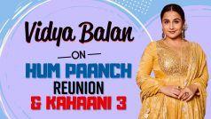 'हम पांच' और 'Kahaani 3' की वापसी का 'शेरनी' विद्या बालन को भी है इंतजार, सुनें पूरा इंटरव्यू