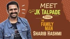 The Family Man: Sharib Hashmi on Being JK Talpade, Manoj Bajpayee, Samantha Akkineni And Mamata Banerjee | Exclusive