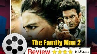 The Family Man 2 Review: Better Than The First; Manoj Bajpayee is Star But Samantha, a Hero!