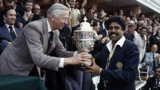 When Kapil Dev Led Indian Team to Glory in 1983 World Cup | WATCH