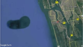 Mystery Still Unresolved: Bean-Shaped Structure in Arabian Sea Could be a Plankton Assemblage, Suspect Experts