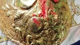 Kanpur Man AKA 'Bappi Lahiri of UP' Gets Gold Mask For Himself Worth Rs 5 Lakh