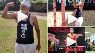 Meet 76-Year-Old Tripat Singh Whose Fitness Journey Will Leave You Feeling Inspired | Watch Video