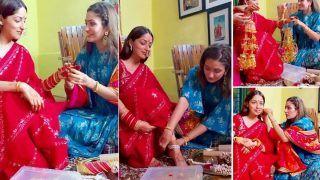 Yami Gautam Shares Her Wedding Video From Chooda Ceremony With Sister Surilie Gautam | Watch Video