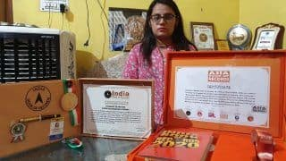 Kamakshi Sharma Enters The 'World Book of Records' For Making People Aware of Cybercrime & Training 50,000 Police Personnel