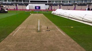'No Rain, Pitch Has Tinge of Green' - BCCI Shares Latest PIC From Southampton