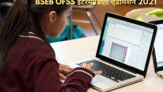 BSEB OFSS Intermediate Admission 2021: कल से बिहार बोर्ड OFSS इंटरमीडिएट के लिए एडमिशन शुरू, इस Direct Link से करें आवेदन