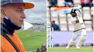 WATCH | Bharat Army Roots For Kohli at Southampton With Special Song