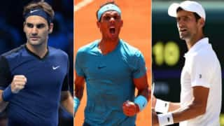 LIVE French Open 2021 Match Highlights - Novak Djokovic Beats Pablo Cuevas in Straight Sets