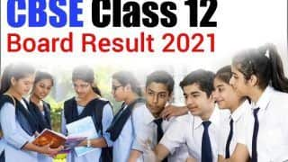 CBSE Class 12 Board Exam Result 2021: BIG Updates For Students Ahead of Result Announcement