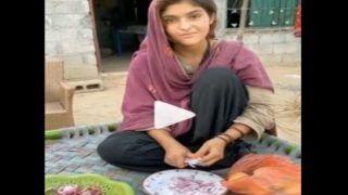 Pakistani Girl Viral: पाकिस्तानी खूबसूरती फिर वायरल, लोग बोले- तेरे ही सपने अंधेरों में उजालों में...कोई नशा है तेरी आंखों के प्यालों में....