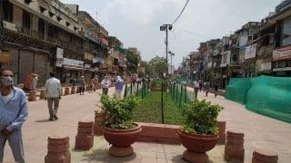 Delhi: Chandni Chowk Road To Be No-Car Zone From 9 am to 9 pm