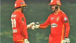 Pakistan Super League 2021, Islamabad United vs Quetta Gladiators, 18th Match: Colin Munro ने खेली तूफानी पारी, Islamabad United की 10 विकेट से जीत
