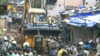 11 Dead After Residential Structure Collapses in Mumbai's Malad West, Rescue Ops on