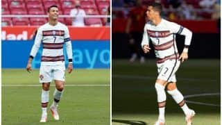Cristiano Ronaldo Shows Incredible Speed During Spain vs Portugal International Friendly, Video Goes Viral | WATCH
