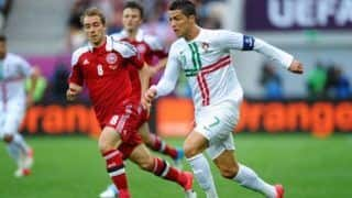 EURO 2020: Cristiano Ronaldo's Heartfelt Note For Christian Eriksen, 'Stay Strong'