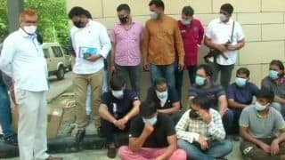 Fake Covid, Black Fungus Drugs Manufacturing Unit Busted in Delhi, 2 Doctors Among 10 Held