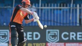Aakash chopra believes david warner did not bat the way it was expected from him ipl 2021 srh 4719235
