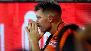 David Warner Reacts With Cryptic Post on Instagram After SRH Drop Him For IPL Game vs RR in Dubai