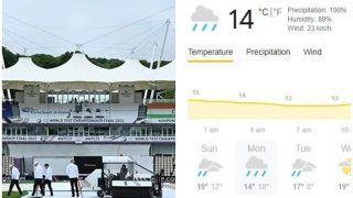 Day 4, Southampton Weather Forecast, WTC Final: Rain Set to Play Spoilsport Again