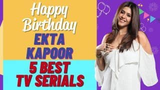TV Serial Queen Ekta Kapoor Turns 46 | Watch Video to Know 5 Best TV Serials